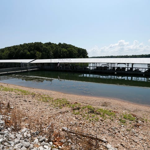 A new marina — and mountain bike trail — in works at Fellows Lake