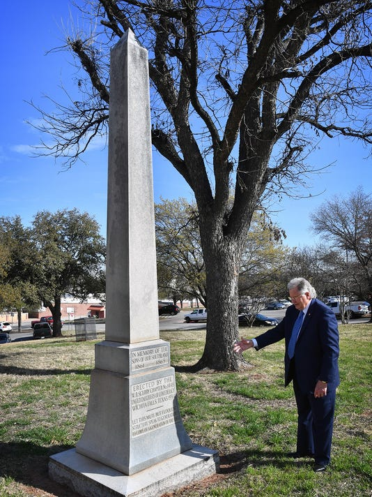 Confederate Markers 1