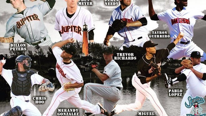 Nine players who suited up for Jupiter in 2017 are invited to the Marlins Spring Training Camp - creating a new and exciting look for the club.