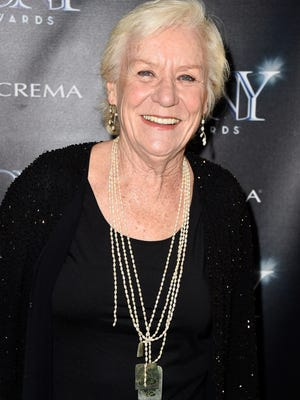 Barbara Tarbuck  of 'General Hospital' and 'American Horror Story,' in March 2015 in West Hollywood, Calif.