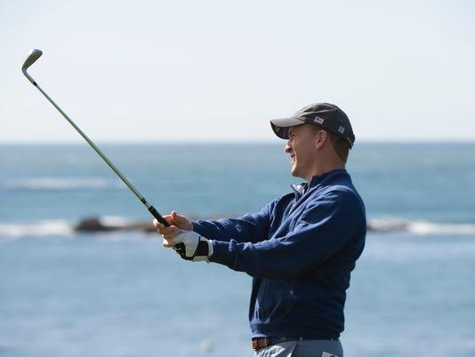 PGA: AT&T Pebble Beach Pro-Am - Third Round