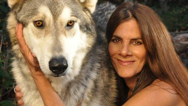 """Lois Chazen will release her CD """"Harambe & Friends"""" at the Isis Music Hall in Asheville on Nov. 19. Proceeds from the concert will benefit the Full Moon Farm Wolfdog Sanctuary in Broad River."""