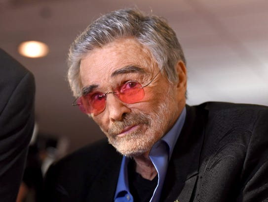 Burt Reynolds makes rare public appearance at Tribeca Film ...