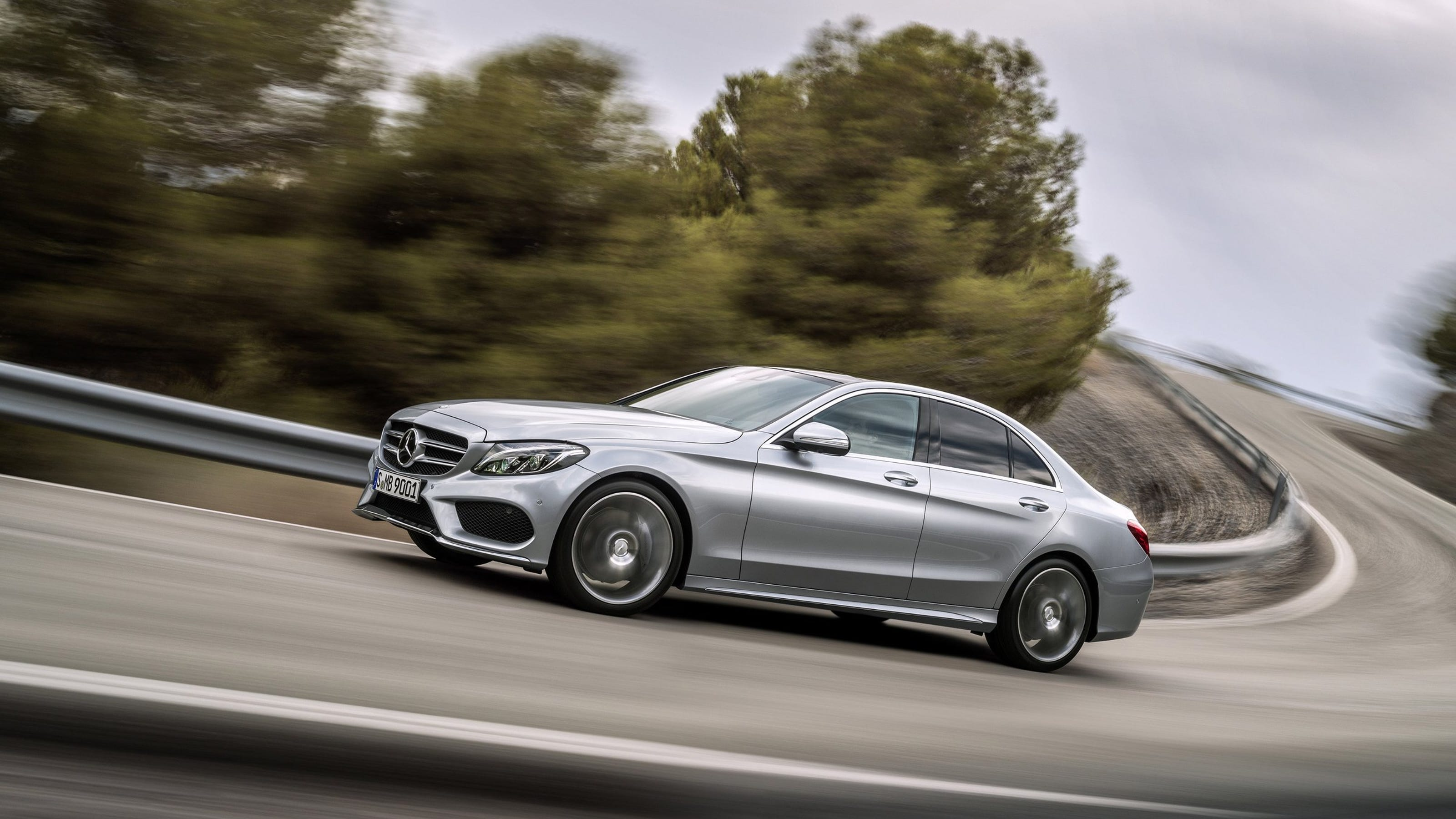 Mark Phelan 2015 Mercedes Benz C300 4matic Review