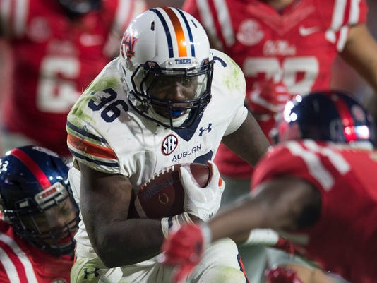GAMEDAY: Auburn vs. Mississippi