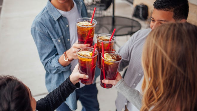 McAlister's Deli celebrates 10th Annual Free Tea Day on Thursday, June 21