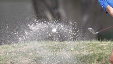 Golf web icon