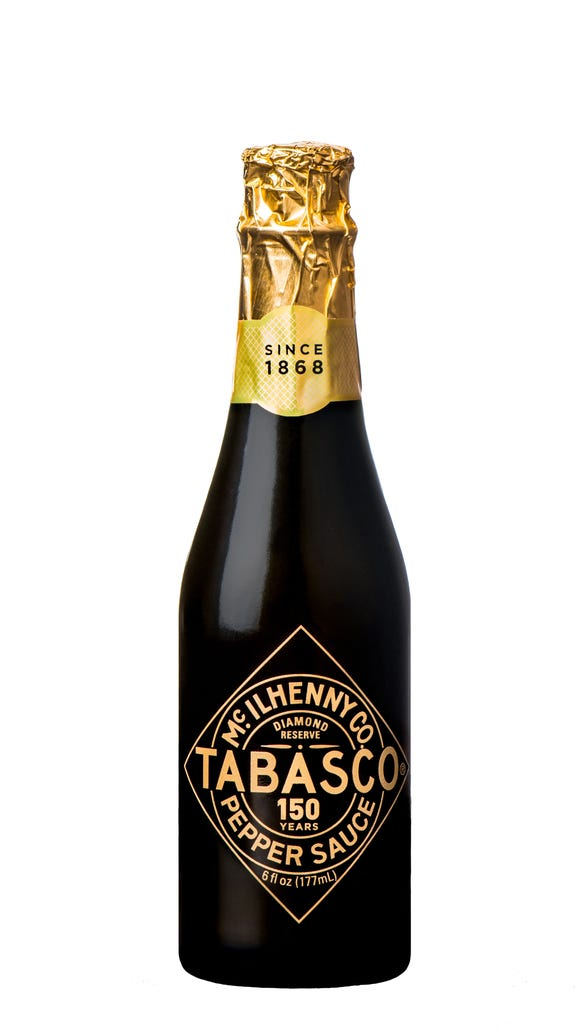 Tabasco Diamond Reserve Sauce