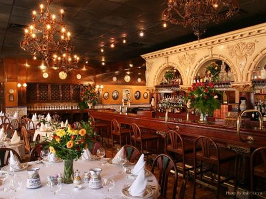 The Columbia Restaurant in Ybor City is Florida's oldest restaurant.