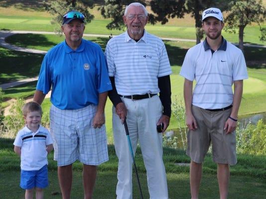Bob Roth family