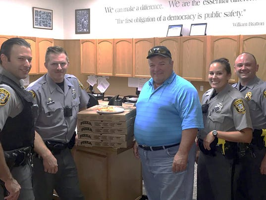 a report from a visit to the police station in chambersburg pa Find police department in mechanicsburg, pa on yellowbook get reviews and contact details for each business including videos, opening hours and more.
