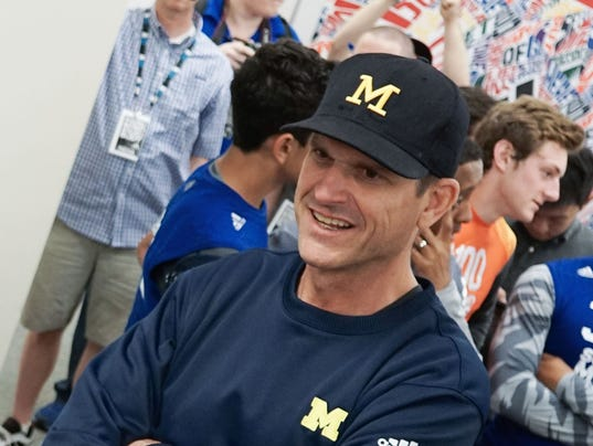 Uk Basketball: USF Coach Taggart, On Jim Harbaugh And His Camps: 'He's A