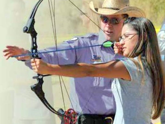 3D Archery Shoot set for June 8 on Moon Mountain, Ruidoso