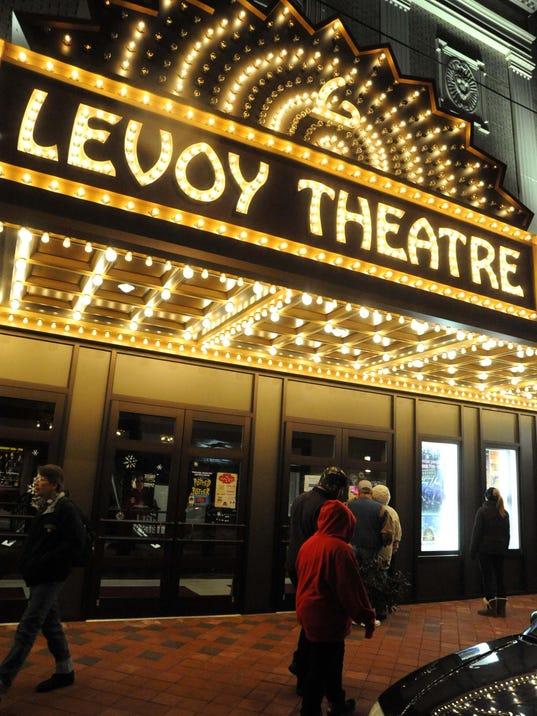 Levoy lit