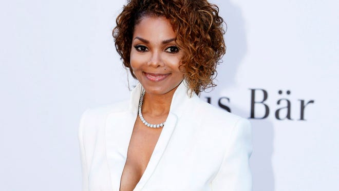 Janet Jackson shared the first photo of her son Eissa Friday.