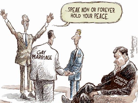 VTD1008 Cartoon Gay marriage color.jpg