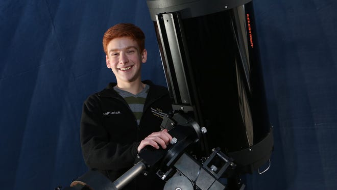 Dominick Rowan, 17, a senior at Byram Hills High School, placed fifth in the Siemens Competition in Math, Science & Technology national competition for his discovery of a Jupiter-like planet as part of a multi-year project.