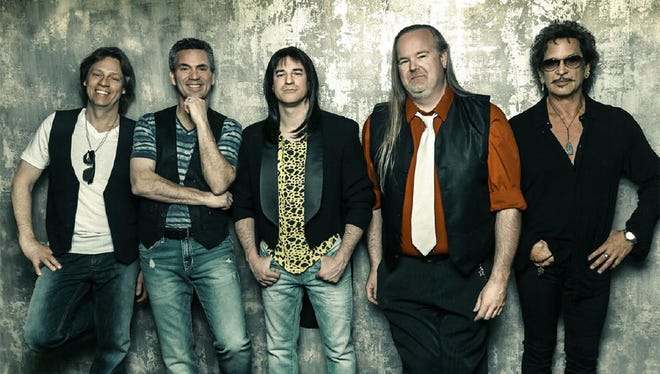 Resurrection – A Journey Tribute will perform Jan. 14 at The Dixie in Huntingdon.
