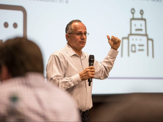 RightAnswers CEO Jeff Weinstein explains the competition.