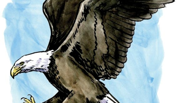 MDC is holding a Conservation Crafters--Happy Little Eagles class Wednesday, Jan. 20 from 6- 8 p.m. This free class will help guide participants as they paint a bald eagle on canvass.