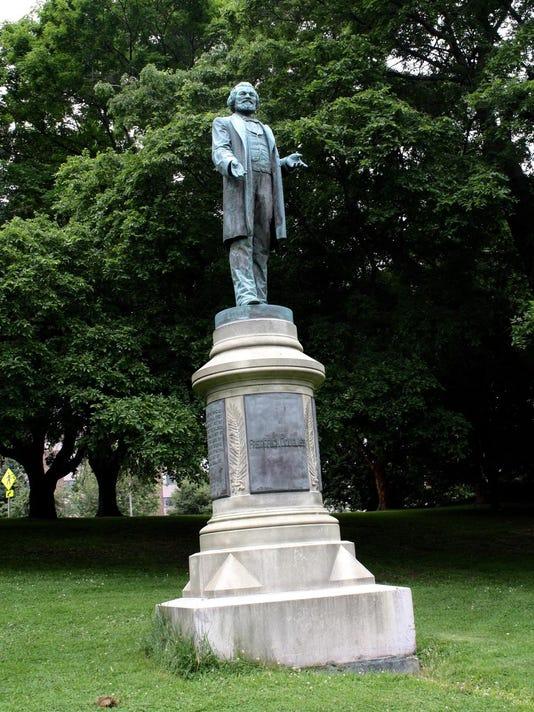 Douglass statue