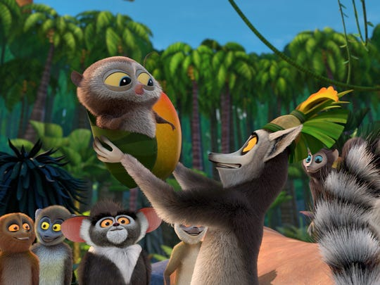 King Julien seeks to prove his political popularity