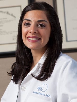 Shefali Shastri, MD, reproductive endocrinology and infertility specialist with Reproductive Medicine Associates of New Jersey-Somerset and Springfield office locations.