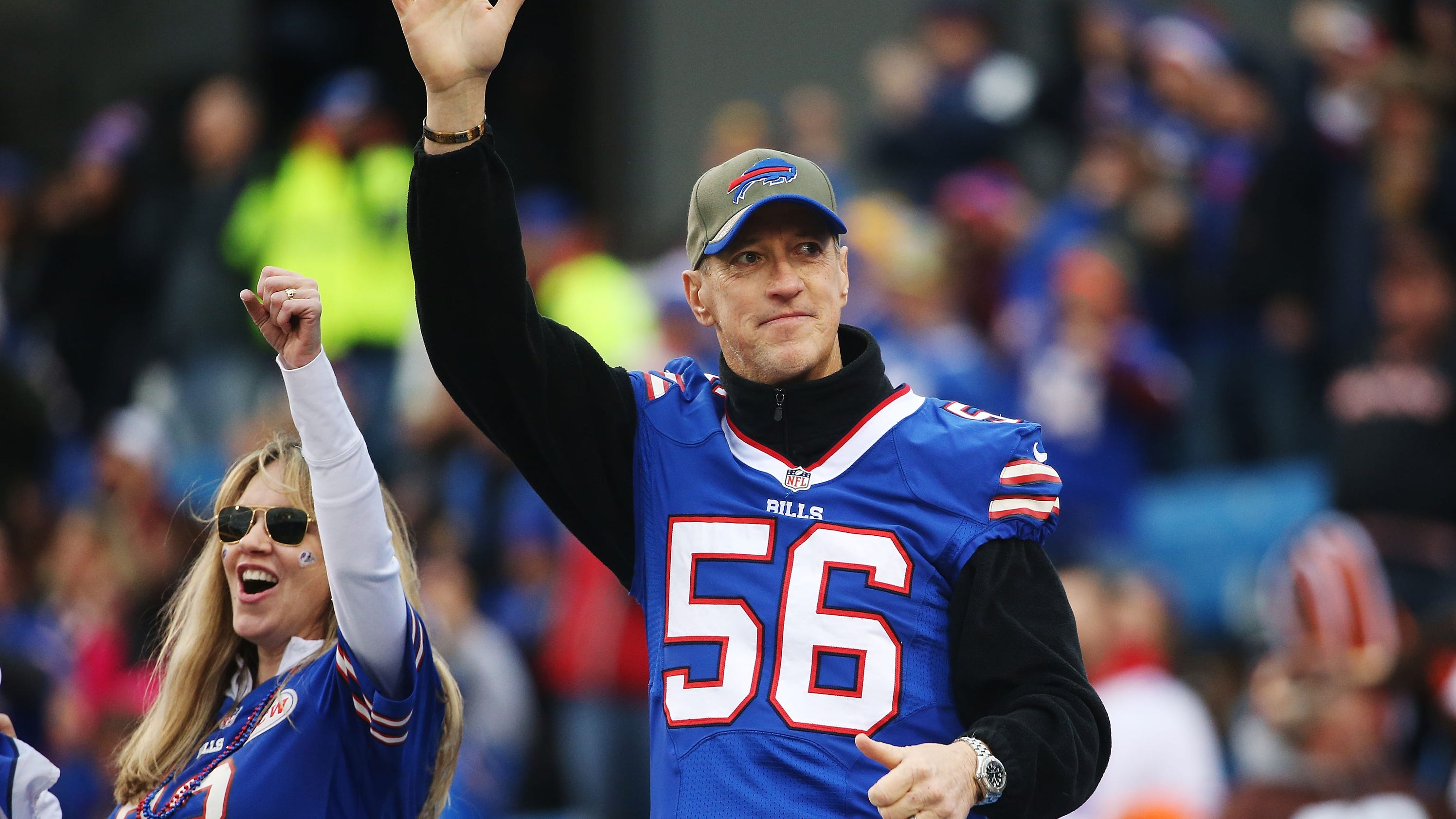 bills fans raise close to  139 000 to support darryl talley