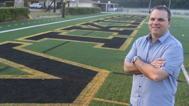 Shawn Berner, a Bishop Verot graduate, was the head football coach at Fort Campbell High School in Kentucky for 11 years.