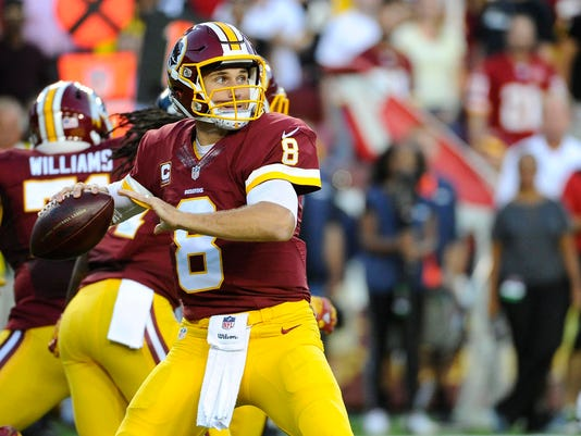 NFL: Pittsburgh Steelers at Washington Redskins