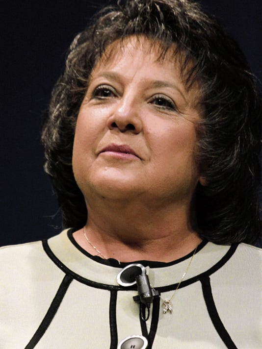 New Mexico Secretary of State Dianna Duran