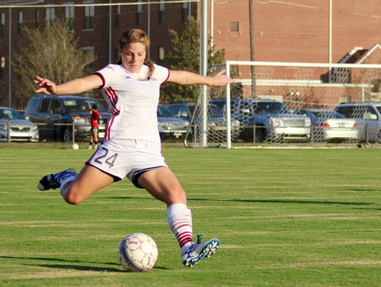 William Carey women's soccer primed - 49.3KB