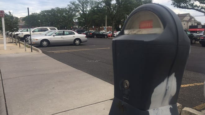The White Street parking lot is expected to get a makeover.