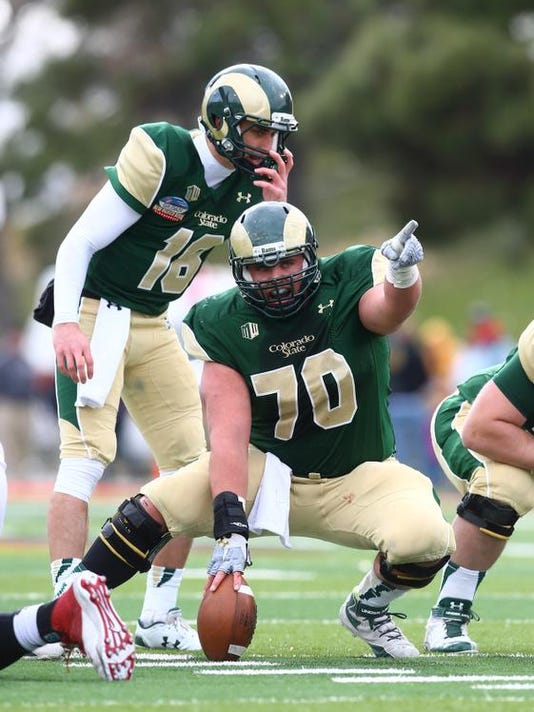 New York Giants select Weston Richburg in NFL Draft second round f8ff8070ecb