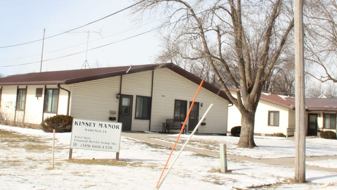 Kinsey Manor has been sold to Marengo Memorial Hospital, and be used for offices during the hospital's first phase of the upcoming renovation project.