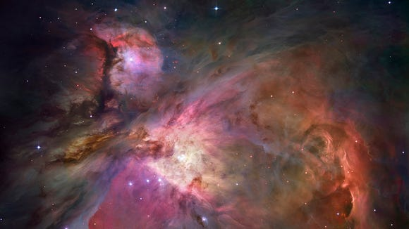 In one of the most detailed astronomical images ever