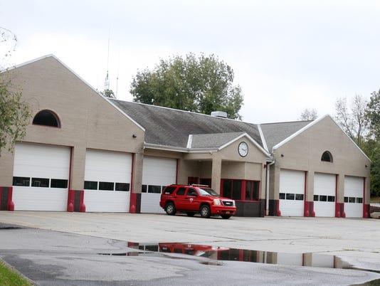 Patterson fire headquarters