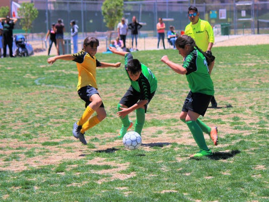 Lincoln County Youth Soccer