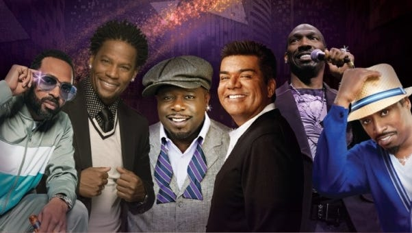 Black & Brown Comedy Show