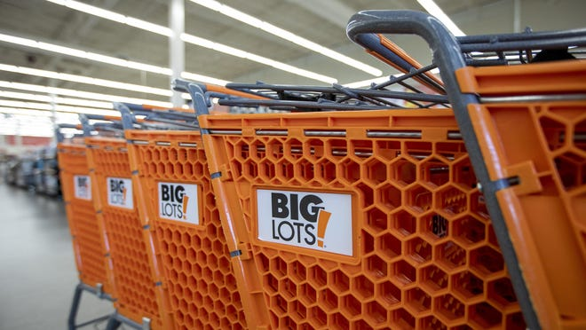 Big Lots sales have jumped this year as consumers look for bargains and make home improvements.