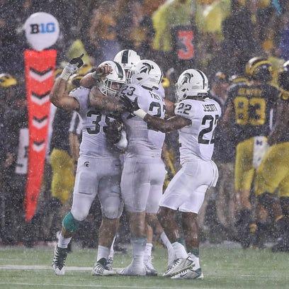 The signature moment of Michigan State's 5-1 start