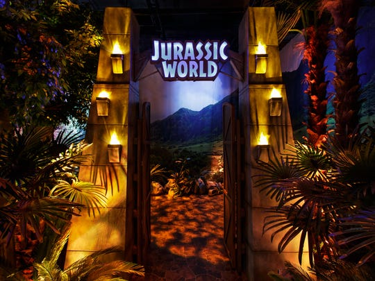 Guests of 'Jurassic World' can learn all about dinosaurs