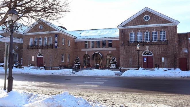 From Feb. 1, 2019, the National Baseball Hall of Fame and Museum stands in Cooperstown, N.Y. On Saturday, March 14, 2020, the hall said it will close to the public beginning Sunday at 5 p.m. due to the coronavirus outbreak.