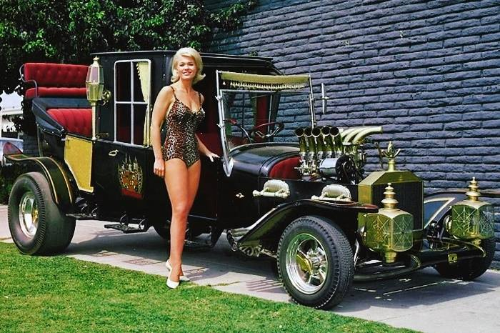 Watch Pat Priest (actress) video