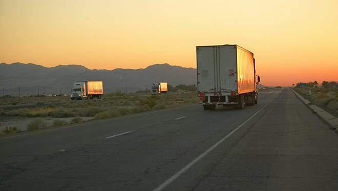 The New Mexico Trucking Association and the New Mexico Department of Veterans' Services are inviting companies or employers looking to hire military veterans to be a part of the Second Annual Veterans Job Fair presented by the two agencies from 10 a.m. to 2 p.m. April 29 in Albuquerque at the Isleta Casino and Resort.