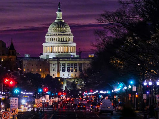 Republican Congress puts priority on targeting regulations