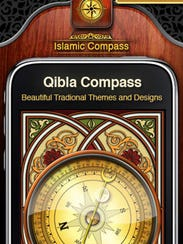 Islamic Compass tells believers when and in which direction