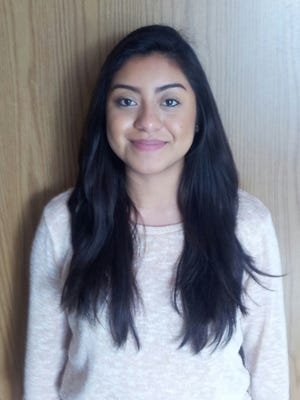 Woodburn Academy of Art, Science and Technology Junior, Karla Garcia.
