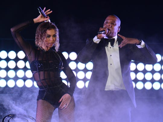 "Beyonce and Jay-Z will bring their joint ""OTR II"" tour to Vanderbilt Stadium on Aug. 23."