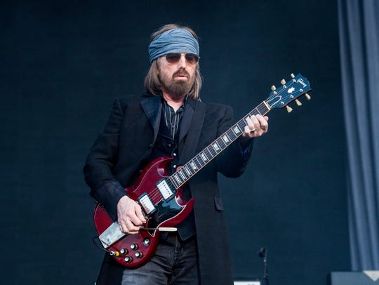 Tom Petty and the Heartbreakers are celebrating their